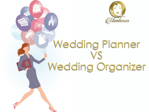 WEDDING PLANNER VS WEDDING ORGANIZER